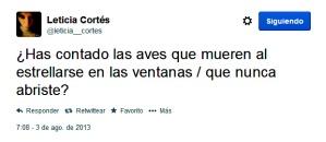 3 tweet