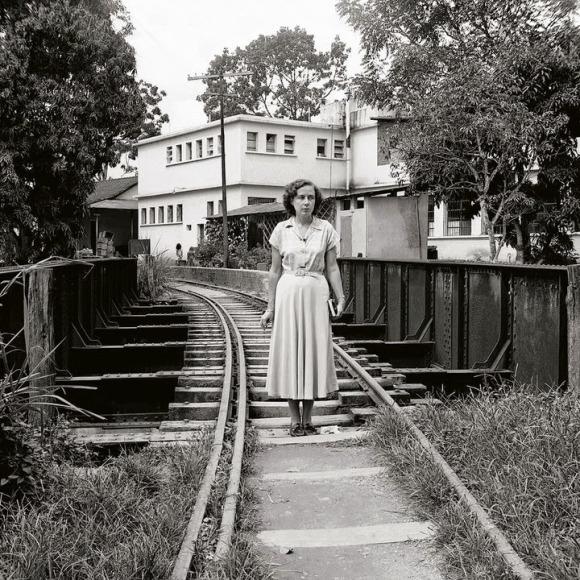 Elizabeth Schön, foto de Alfredo Cortina